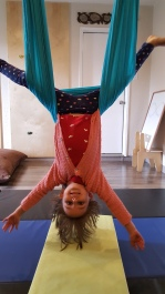 Hammock Yoga